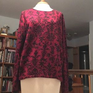 Soft Silk Cashmere Blend Sweater from Talbots!